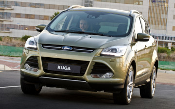 Картинка автомобили ford escape
