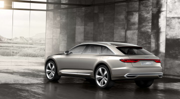 Картинка автомобили audi 2015г allroad prologue
