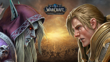 Картинка видео+игры world+of+warcraft +battle+for+azeroth world of warcraft battle for azeroth ролевая