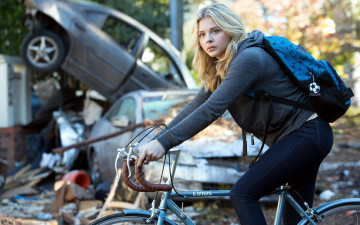обоя кино фильмы, the 5th wave, chloe-grace, moretz