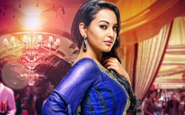обоя once upon ay time in mumbai dobaara, кино фильмы, sonakshi, sinha