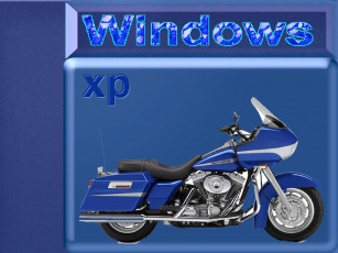 обоя **2004, road, glide, компьютеры, windows, xp