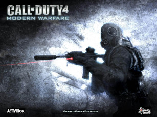 обоя call, of, duty, modern, warfare, видео, игры