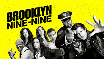 обоя кино фильмы, brooklyn nine-nine, brooklyn, nine