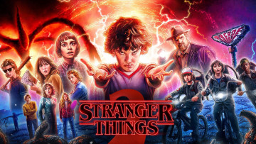 обоя кино фильмы, stranger things , сериал, stranger, things