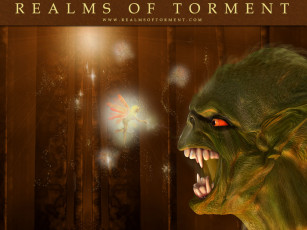 обоя realms, of, torment, видео, игры