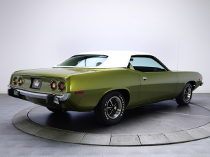 обоя plymouth barracuda 1974, автомобили, plymouth, barracuda, 1974