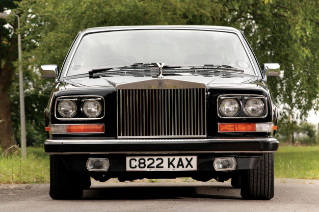 Обои картинки фото rolls-royce camargue uk-spec 1975, автомобили, rolls-royce, camargue, uk-spec, 1975