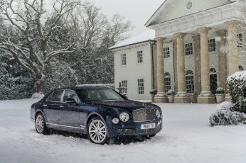 Картинка 2013 bentley mulsanne автомобили