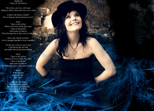 Картинка музыка nightwish anette olzon