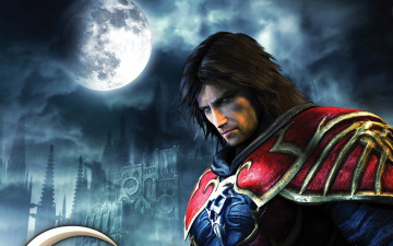 обоя castlevania, lords, of, shadow, видео, игры, gabriel, belmont