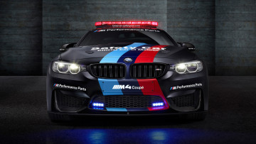 Картинка bmw+m4+coupe+motogp+safety+car+2015 автомобили bmw safety coupe motogp m4 2015 car