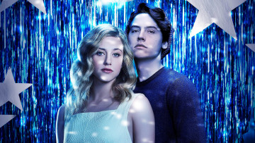 обоя кино фильмы, riverdale , сериал, cole, sprouse, lili, reinhart, betty, cooper