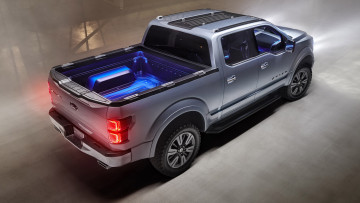 Картинка автомобили ford atlas concept