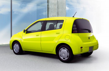 обоя toyota will cypha 2002, автомобили, toyota, 2002, cypha, will