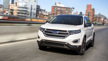 обоя ford edge sel sport appearance package 2018, автомобили, ford, appearance, edge, sport, sel, 2018, package