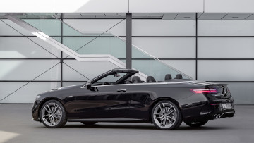 обоя mercedes-benz amg e-53 cabrio 4matic  2019, автомобили, mercedes-benz, 4matic, amg, e-53, cabrio, 2019