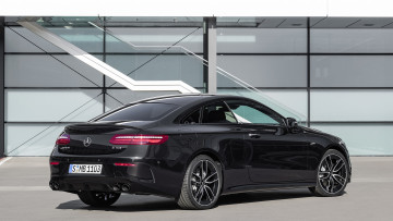 обоя mercedes-benz amg e-53 coupe 4matic  2019, автомобили, mercedes-benz, e-53, amg, 2019, 4matic, coupe