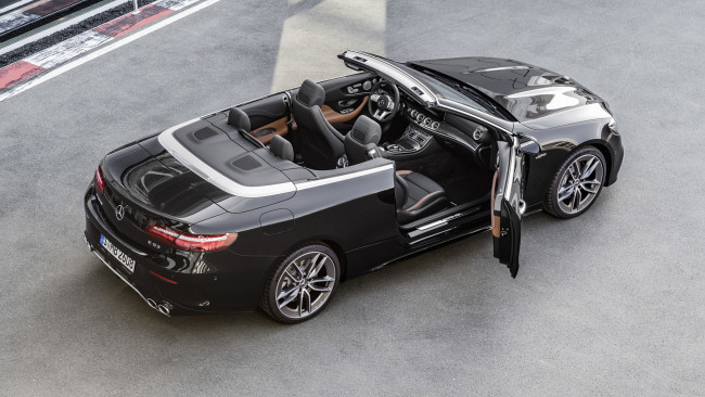 Обои картинки фото mercedes-benz amg e-53 cabrio 4matic  2019, автомобили, mercedes-benz, 2019, 4matic, cabrio, e-53, amg