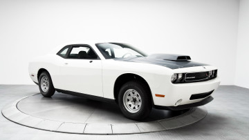 Картинка dodge challenger автомобили chrysler group llc сша