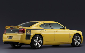 Картинка dodge charger str8 super bee автомобили