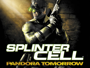 обоя splinter, cell, pandora, tomorrow, видео, игры