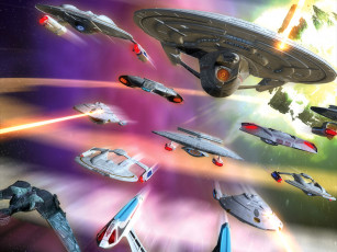 Картинка star trek armada видео игры