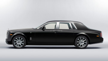 Картинка rolls royce phantom автомобили великобритания rolls-royce motor cars ltd класс-люкс