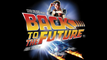 обоя кино фильмы, back to the future, back, to, the, future