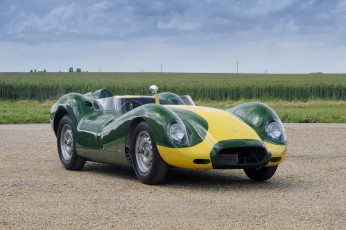 обоя автомобили, lister, knobbly, stirling, moss, edition, 2016г