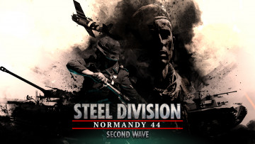 Картинка видео+игры steel+division +normandy+44 стратегия тактика normandy 44 steel division