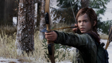 обоя видео игры, the last of us, the, last, of, us