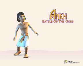 обоя видео, игры, ankh, battle, of, the, gods