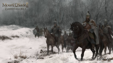 обоя mount and blade 2,  bannerlord, видео игры, mount & blade 2, mount, and, blade, 2, bannerlord, action, ролевая