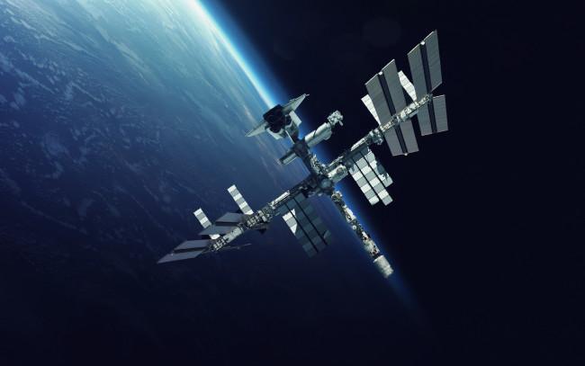 Oboi Kosmos Kosmicheskie Korabli Kosmicheskie Stancii Vselennaya