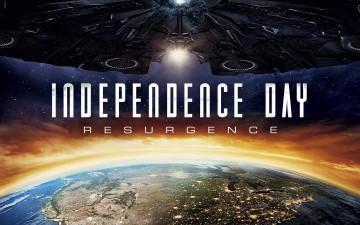 обоя кино фильмы, independence day,  resurgence, фантастика, resurgence, independence, day