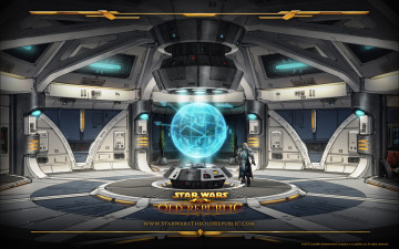 Картинка star wars the old republic видео игры