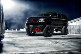 обоя автомобили, custom 3-5dr,  off-road, chevrolet