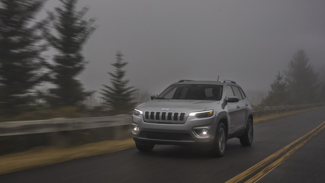 Обои картинки фото jeep cherokee limited 2019, автомобили, jeep, cherokee, 2019, limited