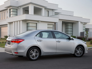 Картинка автомобили toyota corolla sedan zr 2014г