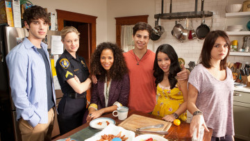 Картинка кино+фильмы the+fosters+ сериал the fosters