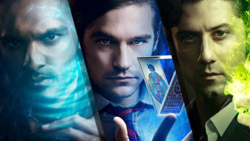 обоя the magicians, кино фильмы, the, magicians