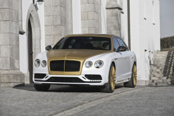 Картинка автомобили bentley 2016г flying spur continental mansory