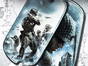 Картинка medal of honor european assault видео игры