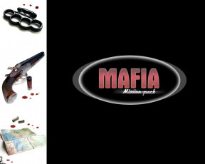 обоя mafia, mission, pack, видео, игры