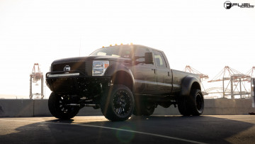 Картинка автомобили custom+pick-up ford