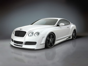Картинка 2009 premier4509 bentley continental gt автомобили