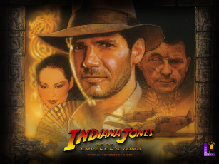 Картинка indiana jones and the emperor`s tomb видео игры