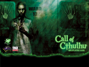 обоя call, of, cthulhu, ward, 13, видео, игры, dark, corners, the, earth