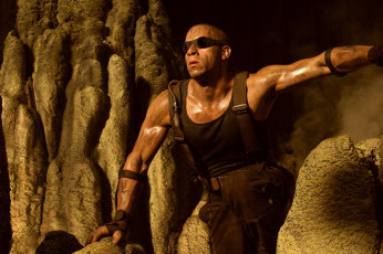обоя the, chronicles, of, riddick, кино, фильмы, vin, diesel